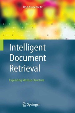 Intelligent Document Retrieval (eBook, PDF) - Kruschwitz, Udo