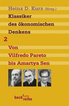 Klassiker des ökonomischen Denkens Band 2 (eBook, ePUB)