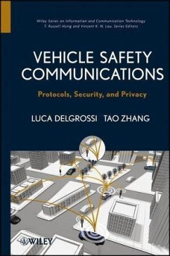 Vehicle Safety Communications (eBook, PDF) - Zhang, Tao; Delgrossi, Luca