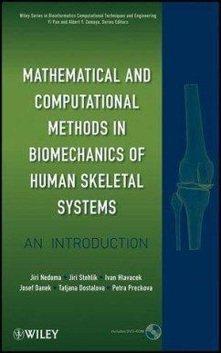 Mathematical and Computational Methods and Algorithms in Biomechanics (eBook, ePUB) - Nedoma, Jirí; Stehlik, Jiri