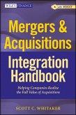 Mergers & Acquisitions Integration Handbook (eBook, ePUB)