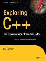 Exploring C++ (eBook, PDF) - Lischner, Ray