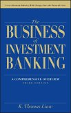 The Business of Investment Banking (eBook, PDF)