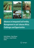 Advances in Integrated Soil Fertility Management in sub-Saharan Africa: Challenges and Opportunities (eBook, PDF)