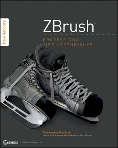 ZBrush Professional Tips and Techniques (eBook, ePUB) - Gaboury, Paul