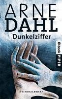 Dunkelziffer / A-Gruppe Bd.8 (eBook, ePUB) - Dahl, Arne
