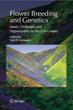 Flower Breeding and Genetics (eBook, PDF)
