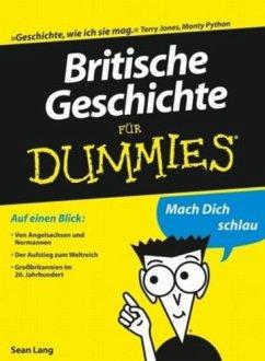 Britische Geschichte für Dummies (eBook, ePUB) - Lang, Seán