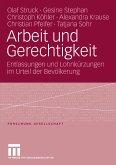 Arbeit und Gerechtigkeit (eBook, PDF)