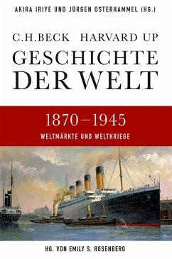 Geschichte der Welt 1870-1945 (eBook, ePUB)