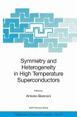 Symmetry and Heterogeneity in High Temperature Superconductors (eBook, PDF)