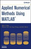 Applied Numerical Methods Using MATLAB (eBook, PDF)