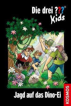 Jagd auf das Dino-Ei / Die drei Fragezeichen-Kids Bd.46 (eBook, ePUB) - Blanck, Ulf