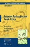 Bounded Rationality and Public Policy (eBook, PDF)