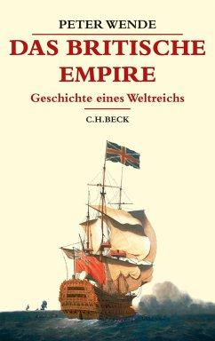Das Britische Empire (eBook, ePUB) - Wende, Peter