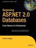 Beginning ASP.NET 2.0 Databases (eBook, PDF)