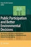 Public Participation and Better Environmental Decisions (eBook, PDF)