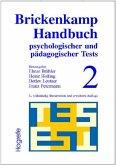 Brickenkamp Handbuch psychologischer und pädagogischer Tests, 2 Bde., Bd.2 (eBook, PDF)