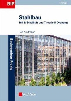 Stahlbau (eBook, ePUB) - Kindmann, Rolf