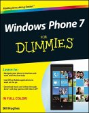 Windows Phone 7 For Dummies (eBook, PDF)