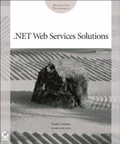 .NET Web Services Solutions (eBook, PDF) - Jamsa, Kris