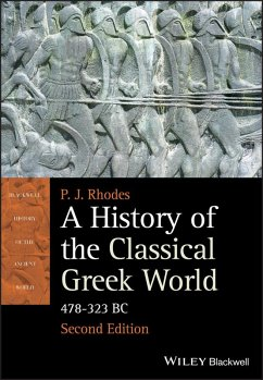 A History of the Classical Greek World (eBook, PDF) - Rhodes, P. J.