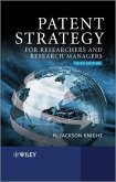 Patent Strategy (eBook, PDF)