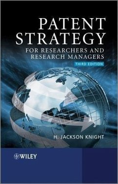 Patent Strategy (eBook, PDF) - Knight, H. Jackson