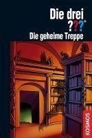 Die geheime Treppe / Die drei Fragezeichen Bd.138 (eBook, ePUB) - Sonnleitner, Marco