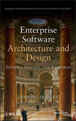 Enterprise Software Architecture and Design (eBook, PDF) - Duggan, Dominic