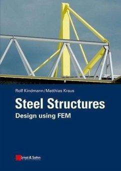 Steel Structures (eBook, ePUB) - Kindmann, Rolf; Kraus, Matthias