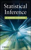 Statistical Inference (eBook, PDF)