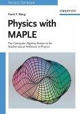 Physics with MAPLE (eBook, PDF)