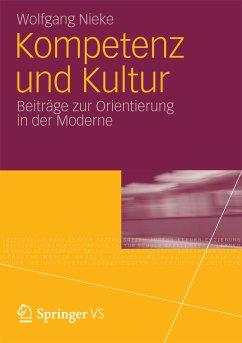 Kompetenz und Kultur (eBook, PDF) - Nieke, Wolfgang
