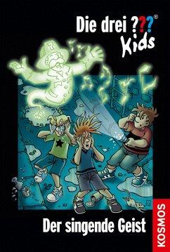 Der singende Geist / Die drei Fragezeichen-Kids Bd.49 (eBook, ePUB) - Pfeiffer, Boris; Blanck, Ulf