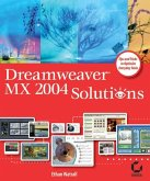 Dreamweaver MX 2004 Solutions (eBook, PDF)