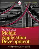 Professional Mobile Application Development (eBook, PDF)