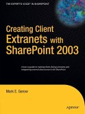 Creating Client Extranets with SharePoint 2003 (eBook, PDF)
