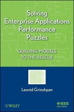Solving Enterprise Applications Performance Puzzles (eBook, ePUB) - Grinshpan, Leonid