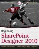 Beginning SharePoint Designer 2010 (eBook, ePUB)