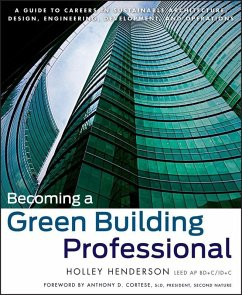 Becoming a Green Building Professional (eBook, PDF) - Henderson, Holley
