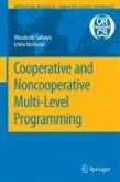 Cooperative and Noncooperative Multi-Level Programming (eBook, PDF)