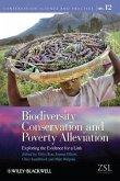 Biodiversity Conservation and Poverty Alleviation (eBook, ePUB)