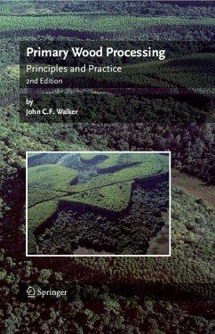 Primary Wood Processing (eBook, PDF) - Walker, John C. F.