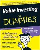 Value Investing For Dummies (eBook, ePUB)