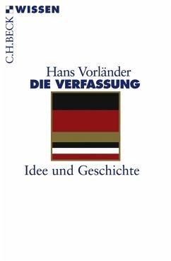 Die Verfassung (eBook, ePUB) - Vorländer, Hans