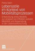 Lebensstile im Kontext von Mobilitätsprozessen (eBook, PDF)