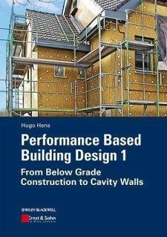 Performance Based Building Design 1 (eBook, PDF) - Hens, Hugo