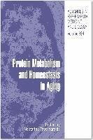 Protein Metabolism and Homeostasis in Aging (eBook, PDF)