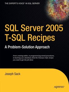 SQL Server 2005 T-SQL Recipes (eBook, PDF) - Sack, Joseph